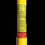 Flara żółta yellow raca CE